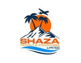 #208 untuk Shaza Travels Logo Contest oleh mdkawshairullah