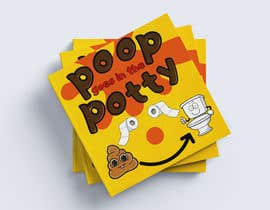 #101 for Design a Book Cover - Potty Training Book by goranblagica28