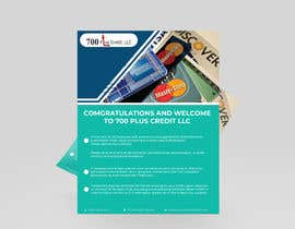 Nro 15 kilpailuun Need (5) individual flyers / graphics made for automatic emails sent to credit repair clients käyttäjältä subhan120