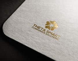 #371 para Theta Smart Logo and Card Design. por shimaakterjoli