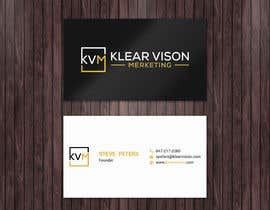 #504 untuk Business card design for marketing company oleh bhabotaranroy196