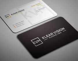 #510 untuk Business card design for marketing company oleh kazishafiqulisl3