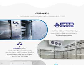 #50 cho Mockup Design for company website bởi atombhavesh