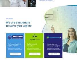 #83 cho Mockup Design for company website bởi professionalerpa