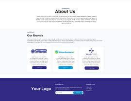 #19 cho Mockup Design for company website bởi joshuacastro183