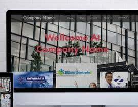 #4 cho Mockup Design for company website bởi Akash0075