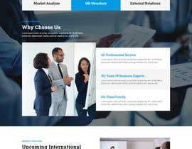 #5 cho Mockup Design for company website bởi stevewordpress