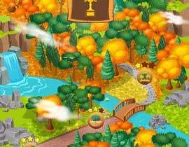 #27 para Illustrate a mobile game map por Adrmibr