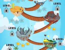 #14 para Illustrate a mobile game map por panjamon