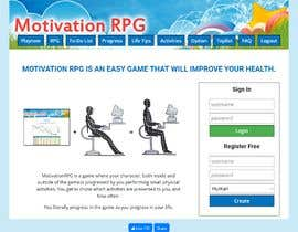 #63 for Convert single webpage to responsive design by AdharSumon