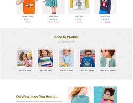 #11 para Build me a website to SELL baby clothing por shadhin360