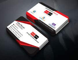 #186 untuk design a business card for group of company oleh Gdramran