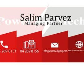 #188 untuk design a business card for group of company oleh jannatulnisa