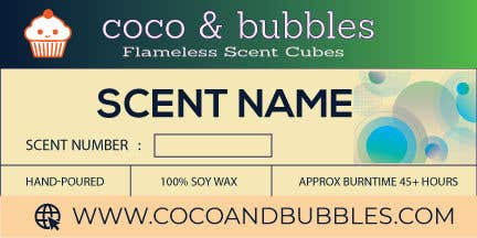 Contest Entry #                                        27                                      for                                         Candle company needs a new label design for a new product line