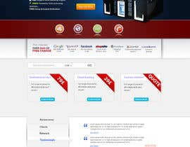 nº 6 pour Graphic Design for www.cloudshost.com par marwenos002