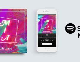 Nro 102 kilpailuun Spotify Song Cover Art Design käyttäjältä imranislamanik