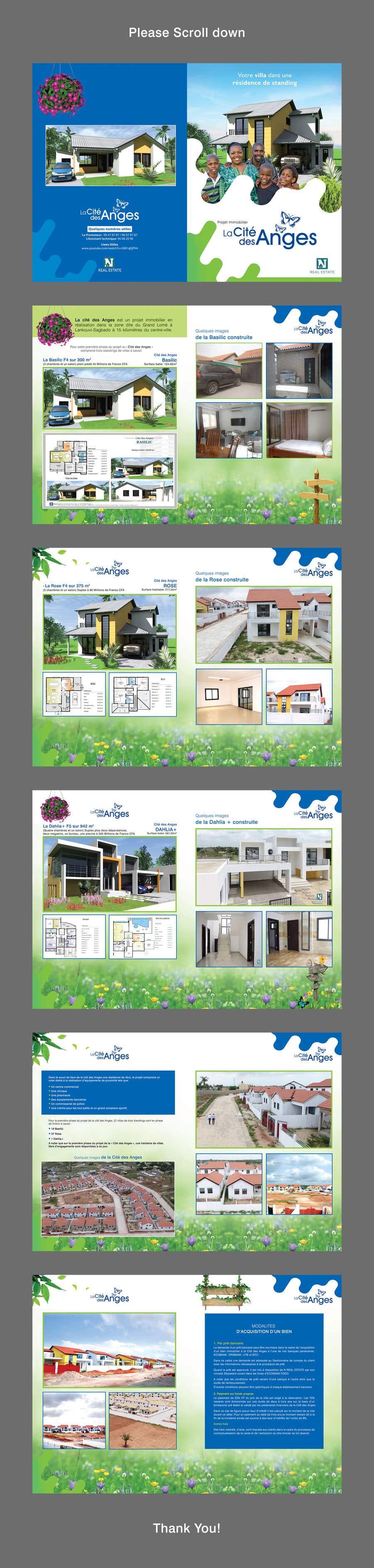 Konkurrenceindlæg #                                        135                                      for                                         Real Estate Pamphlet
