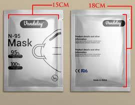 Nro 20 kilpailuun Packaging for Mask käyttäjältä hktanvir