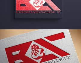 Nro 134 kilpailuun Create a vector logo for a plastering business. käyttäjältä amitwebbd