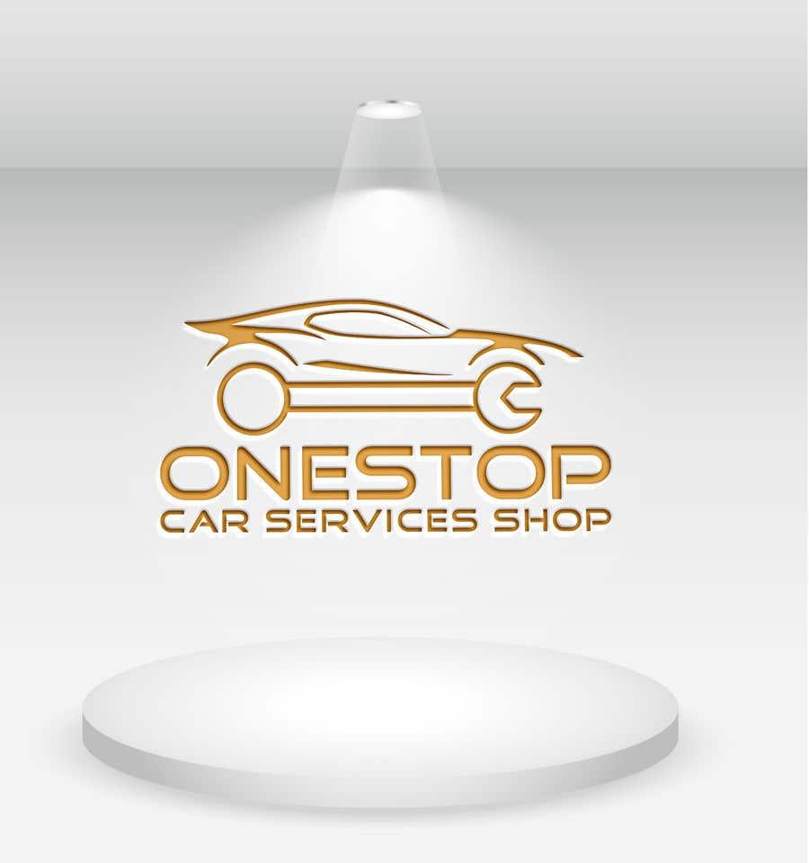 Kilpailutyö #                                        214                                      kilpailussa                                         Car services shop ( OneStop )
