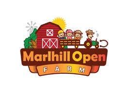 #53 untuk Logo Design for Open Farm oleh zainashfaq8