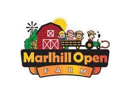 #101 untuk Logo Design for Open Farm oleh munshiomaer