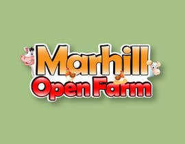 #157 untuk Logo Design for Open Farm oleh Radworkstudio