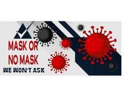 Nro 56 kilpailuun Sticker for optional masks käyttäjältä Towhidul2627