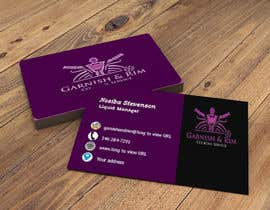 #212 for Design Business Cards For Bartender Company by mostafizurgd2000