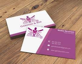 nº 225 pour Design Business Cards For Bartender Company par junayedathik4