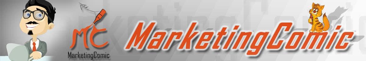 Inscrição nº 12 do Concurso para Comic/cartoon, Banner Design for my website header