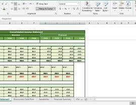 #6 untuk Design Graph and Chart into 3D - Spreadsheet Style Editing oleh M0hammadHaseeb