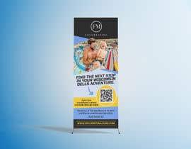 Nro 97 kilpailuun Banner Design for Rectractable Banner käyttäjältä ivaelvania