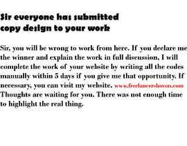 #167 para Build a website por svnmondalbd