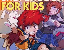 #66 для Design a Book Cover - Anime SketchBook от ShernanCMijares