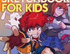 #67 для Design a Book Cover - Anime SketchBook от ShernanCMijares