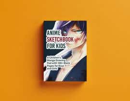 #58 для Design a Book Cover - Anime SketchBook от Pixelinc20
