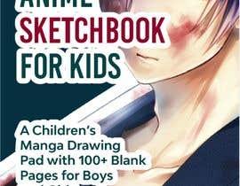 #59 для Design a Book Cover - Anime SketchBook от Pixelinc20