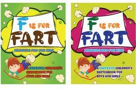 nº 44 pour Design a Book Cover - F is for Farts par iamyesarun
