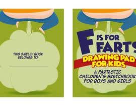 nº 29 pour Design a Book Cover - F is for Farts par giobanfi68