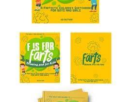 nº 40 pour Design a Book Cover - F is for Farts par thiagof1c4