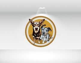 #16 for CARTOON DESIGN LOGO OF DOGS by RafaelMaya