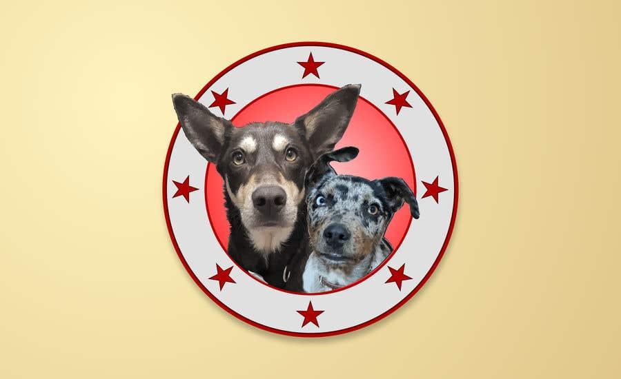 Kilpailutyö #                                        58                                      kilpailussa                                         CARTOON DESIGN LOGO OF DOGS