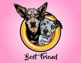 #52 for CARTOON DESIGN LOGO OF DOGS by mrarifrachman