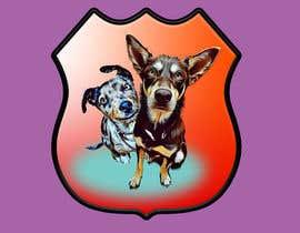 Nro 59 kilpailuun CARTOON DESIGN LOGO OF DOGS käyttäjältä tarkan0099