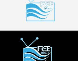 "#326 cho Logo - 3D Graphics - Animated Graphics - for a company called ""Free Wave TV"" bởi creativefatema"