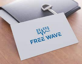 "#234 para Logo - 3D Graphics - Animated Graphics - for a company called ""Free Wave TV"" por mshafiqulislam85"
