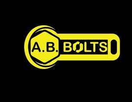 #499 for A.B. Bolts Logo by hridoy4616