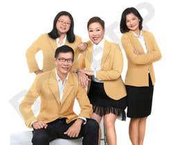 #31 for Change black coat to Gold by boyetplatio