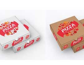 Nro 38 kilpailuun Branding mockups for Pizza company käyttäjältä sofijs5